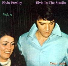 Elvis In The Studio 1970 Vol 9