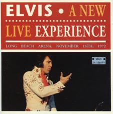 A New Live Experience [Second Pressing]