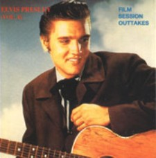 Film Session Outtakes - Elvis Presley Vol.4 [First Pressing]