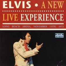 A New Live Experience (Second Pressing)