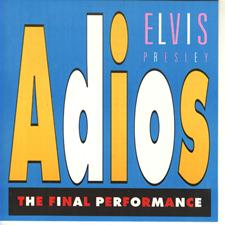 Adios, The Final Performance (Second Pressing)
