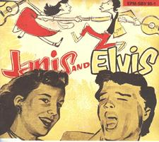 Janni And Elvis (Second Pressing)