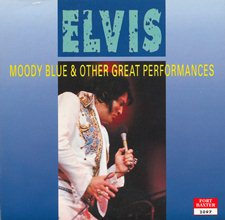 Moody Blue Other Great Performances (Second Pressing)