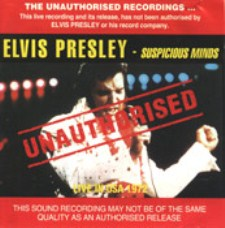 Unauthorised - Suspicious Minds