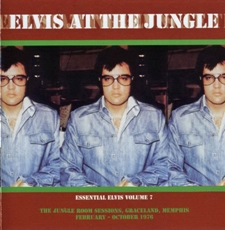 Elvis At The Jungle