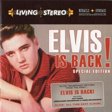 Elvis Is Back Special Edition