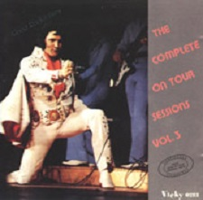 The Complete On Tour Session Vol. 3 [Second Pressing]