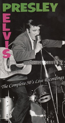 The Complete 50's Live Recordings