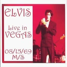 Live In Vegas, August 15, 1969 Midnight Show
