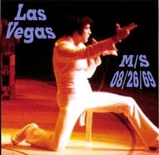 Las Vegas, August 26, 1969 Midnight Show