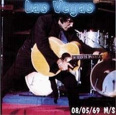 Las Vegas, August 5, 1969 Midnight Show