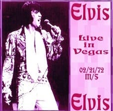 Live In Vegas, February 21, 1972 Midnight Show