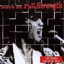 Back At Full Strenght, February 22, 1972 Midnight Show
