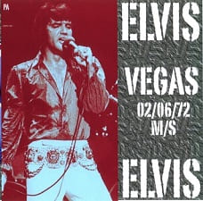 Vegas, February 6, 1972 Midnight Show
