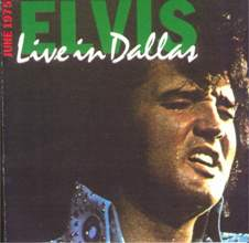 Elvis Live In Dallas