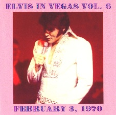 Elvis In Vegas Vol. 6