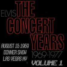 The Concert Years Volume 01