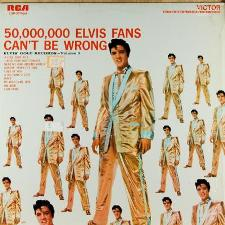 Elvis Golden Records Vol 2