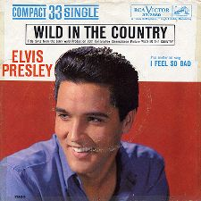 Wild In The Country / I Feel So Bad (45)