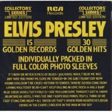 15 Golden Records - 30 Golden Hits (45)