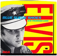 Blue Suede Shoes / Promised Land (45)