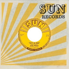That's All Right / Blue Moon Of Kentucky (45)