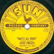 That's All Right / Blue Moon Of Kentucky (78)